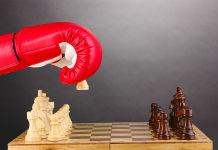 Satranç boksu chess boxing