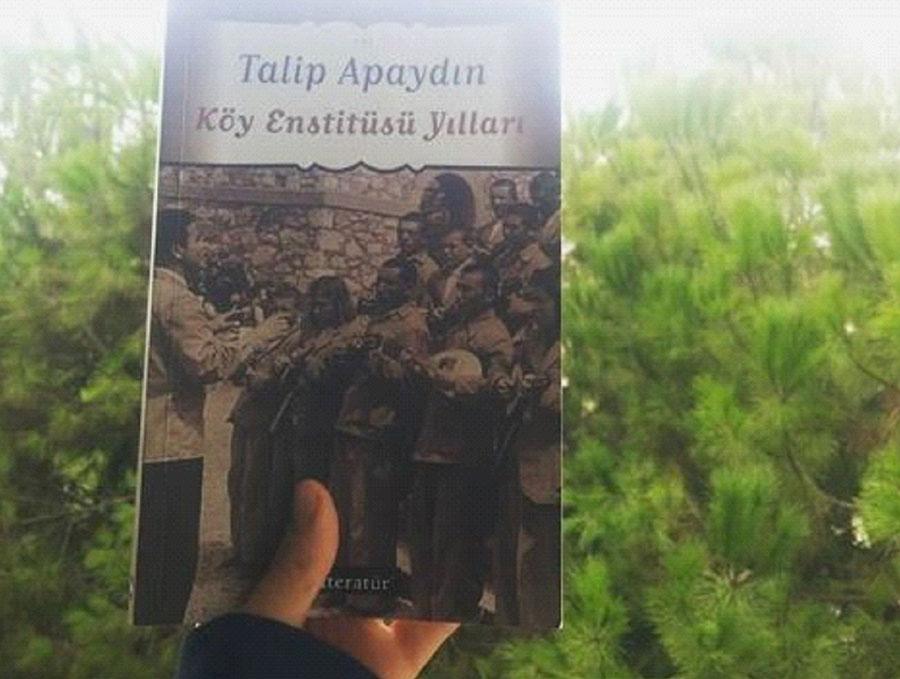 Köy Enstitüsi Yılları Talip Apaydın