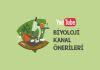 Biyoloji Youtube kanal önerileri