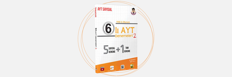 AYT Sayısal 6'lı Deneme 2 - Tonguç Akademi 14