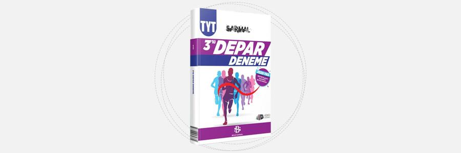 TYT Sarmal Depar 3'lü Deneme - Bilgi Sarmal Yayınları 2