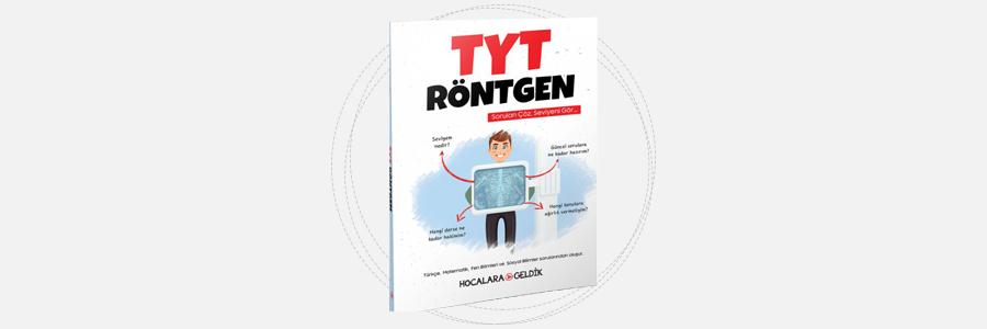 TYT Röntgen Soru Bankası - Hocalara Geldik 13