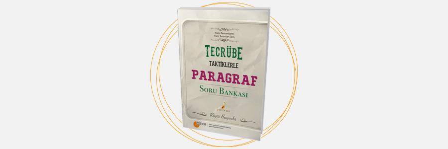 Tecrübe Taktiklerle Paragraf Soru Bankası – Pelikan Yayınevi 16