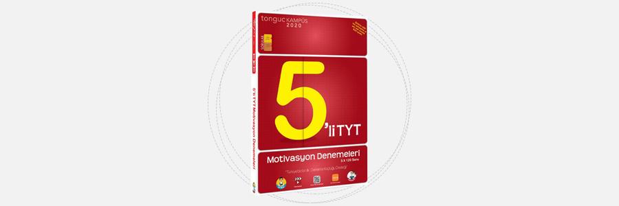 5'li TYT Motivasyon Denemesi - Tonguç Akademi 16
