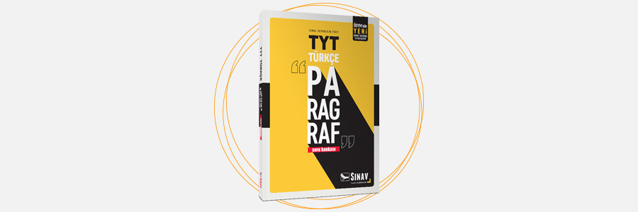 TYT Paragraf Soru Bankası – Sınav Dergisi Yayınları 9