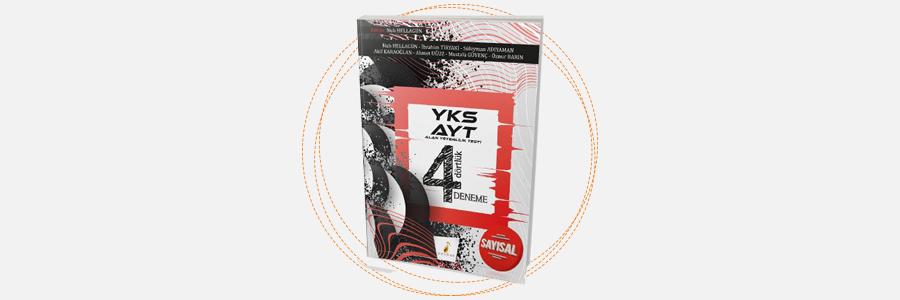YKS AYT Sayısal 4 Dörtlük 4 Deneme Sınavı - Pelikan Yayınevi 11