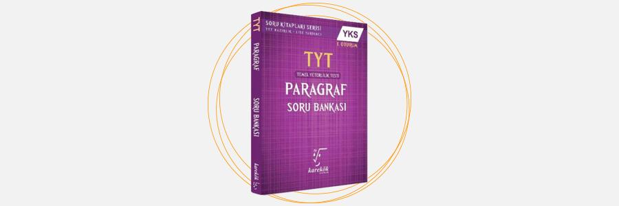 YKS TYT Paragraf Soru Bankası – Karekök Yayınları 5