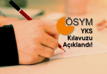 2020 Yükseköğretim Kurumları Sınavı (YKS) Başvuru Kılavuzu Açıklandı