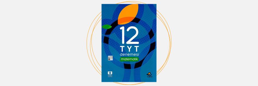 12 TYT Matematik Denemesi Endemik Yayınları 2