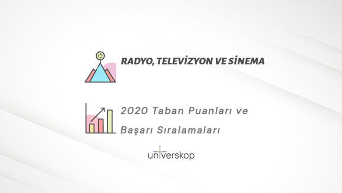 Radyo, Televizyon ve Sinema Taban Puanları ve Sıralamaları 2020