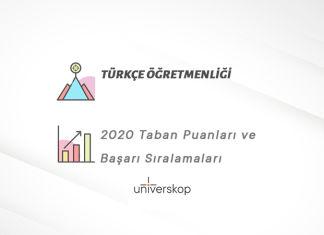 Türkçe Öğretmenliği Taban Puanları ve Sıralamaları 2020