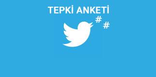 Twitter Tepki Anketi