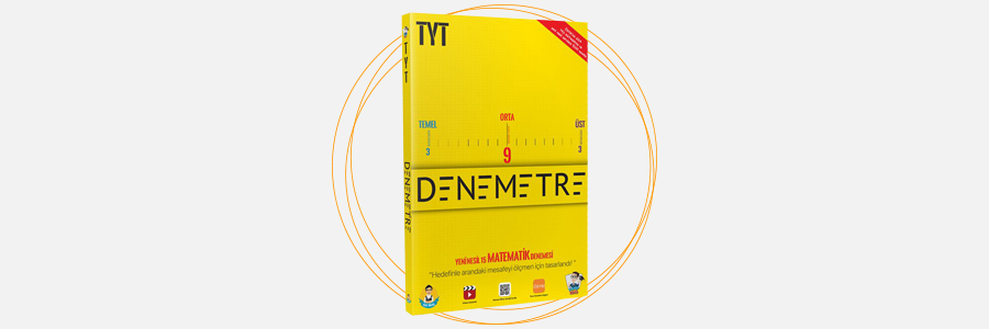 TYT Denemetre 15 Matematik Denemesi Tonguç Akademi 9