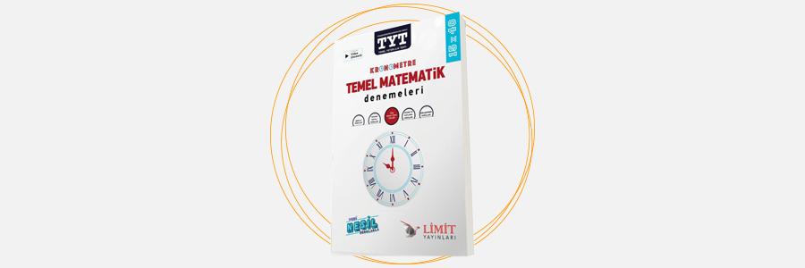 TYT Kronometre Temel Matematik Denemeleri Limit Yayınları 14