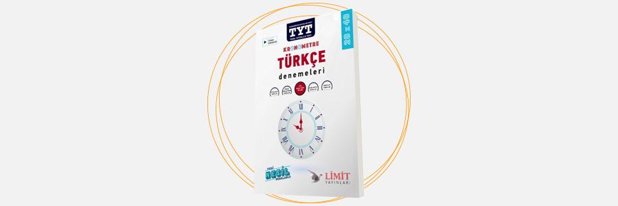 TYT Kronometre Türkçe Denemeleri Limit Yayınları 9