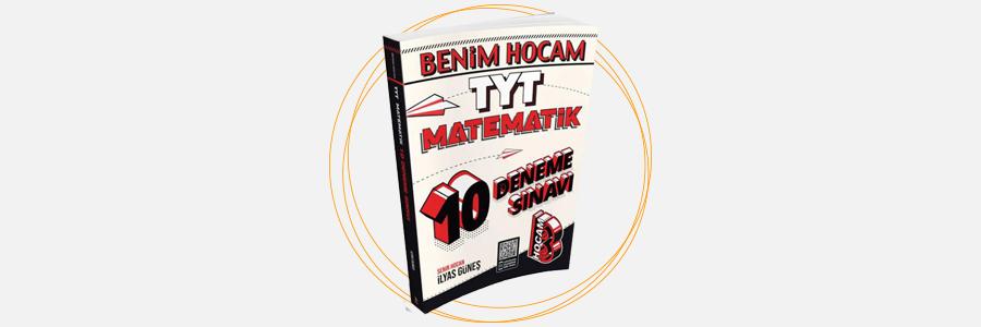 TYT Matematik 10 Deneme Sınavı Benim Hocam Yayınları 10