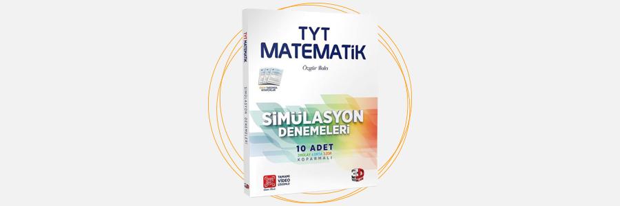 TYT Matematik Simülasyon Denemeleri 3D Yayınları