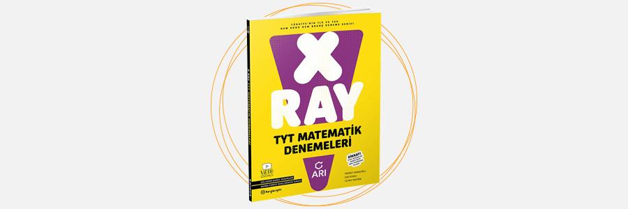 TYT Matematik X RAY Denemeleri Arı Yayıncılık 6