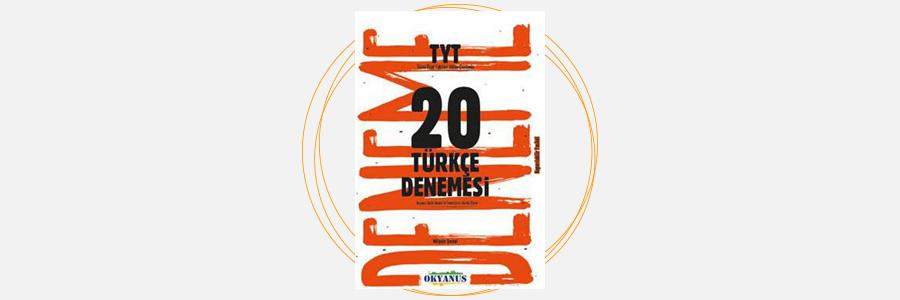 TYT Türkçe 20 Denemelesi Okyanus Yayınları 20