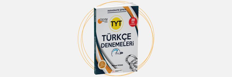 TYT Türkçe Denemeleri Paragrafın Şifresi Yayınları 18