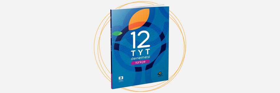 TYT Türkçe Video Çözümlü 12 Deneme Endemik Yayınları 8
