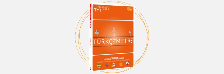 TYT Türkçemetre 12 Türkçe Deneme Tonguç Akademi 19