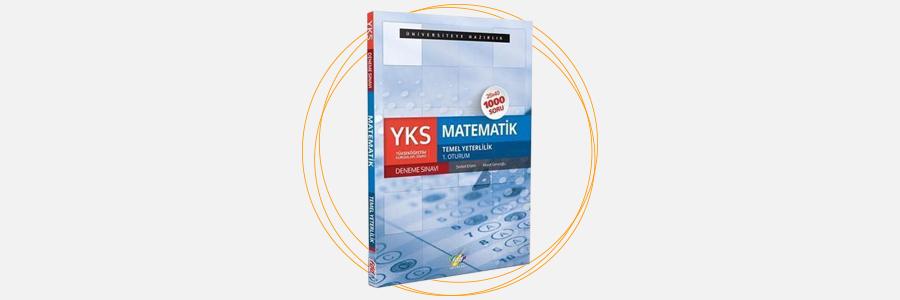 YKS 1. Oturum Matematik Deneme Sınavı FDD Yayınları 15