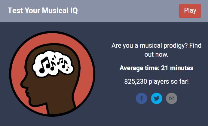 Müzik Zekanızı Merak Ediyor musunuz? 2