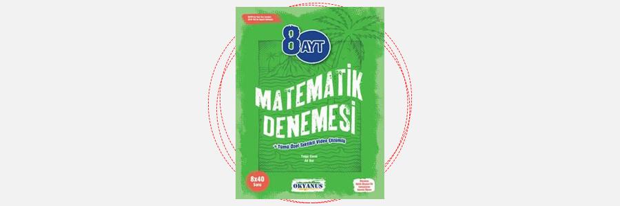 AYT 8 Matematik Denemesi Okyanus Yayınları 14