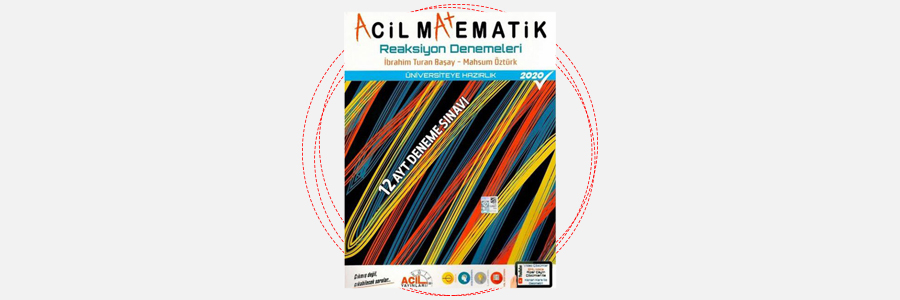 AYT Acil Matematik Reaksiyon 12'li Denemeleri Acil Yayınları 8