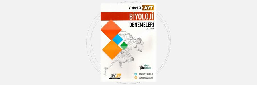 AYT Biyoloji 24x13 Denemeleri Hız ve Renk Yayınları 4