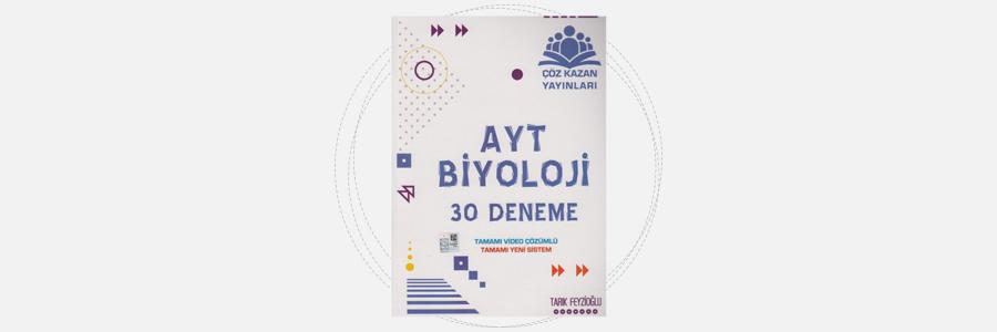 AYT Biyoloji 30 Deneme Çöz Kazan Yayınları 7