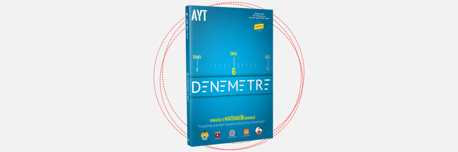 AYT Denemetre 12 Matematik Denemesi Tonguç Akademi 1