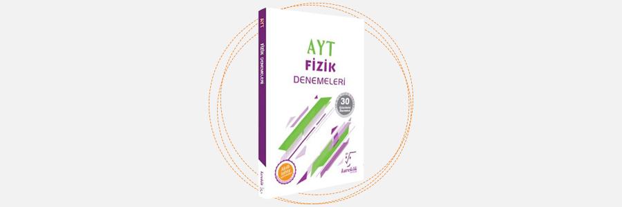 AYT Fizik Denemeleri Karekök Yayınları 12