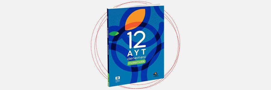 AYT Matematik 12 Fasikül Deneme Endemik Yayınları 6