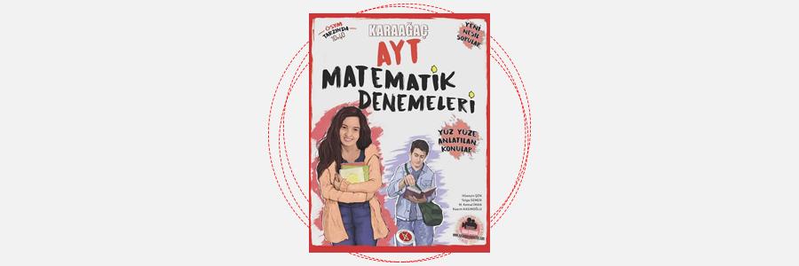AYT Matematik Denemeleri Karaağaç Yayınları 5