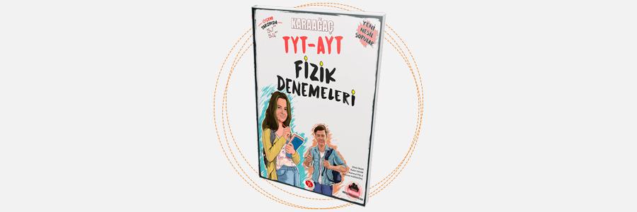 TYT AYT Fizik Denemeleri Karaağaç Yayınları 4