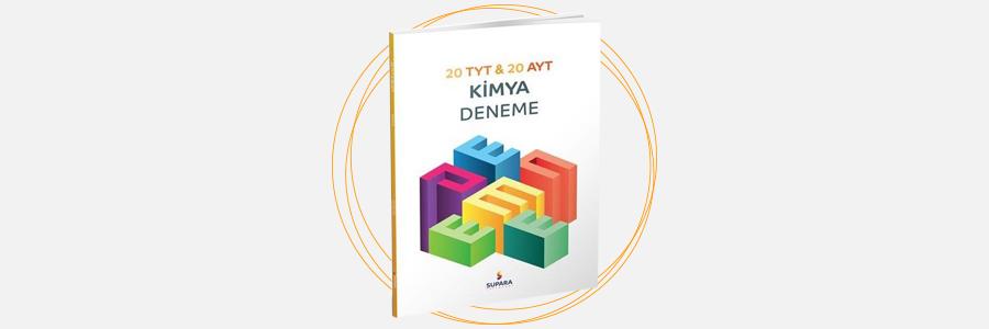 TYT AYT Kimya 20 Deneme Supara Yayınları 11