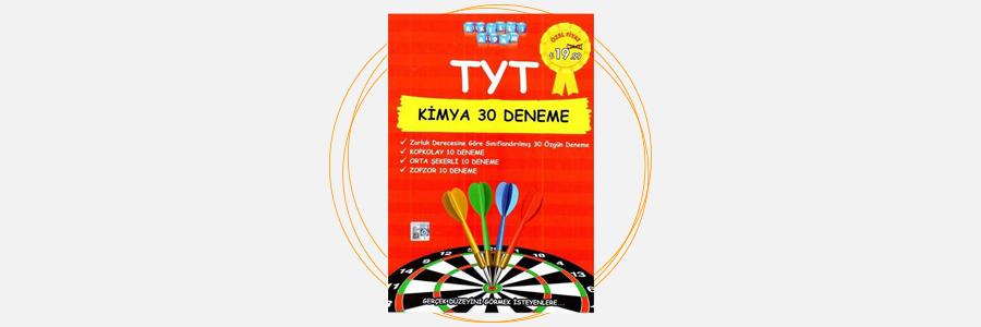 TYT Kimya 30 Deneme Akıllı Adam Yayınları 14