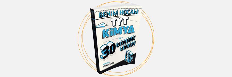 TYT Kimya 30 Deneme Sınavı Benim Hocam Yayınları 5