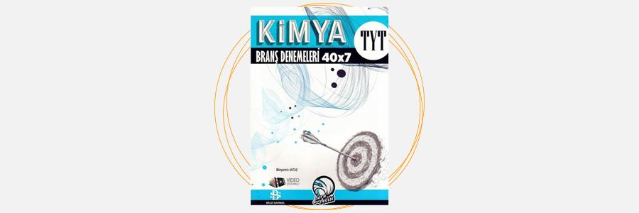 TYT Kimya 40x7 Denemeleri Bilgi Sarmal Yayınları 2