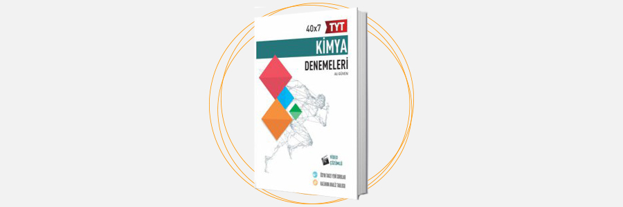TYT Kimya 40x7 Denemeleri Hız ve Renk Yayınları 8