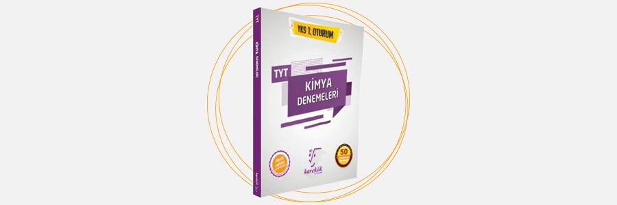 TYT Kimya 50 Çözümlü Deneme Karekök Yayınları 10