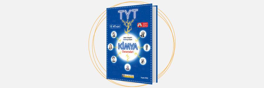 TYT Kimya Denemeleri Antrenör Yayınları 12