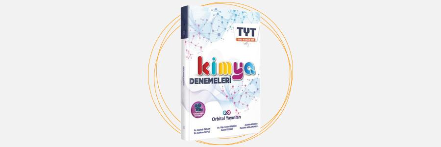 TYT Kimya Denemeleri Orbital Yayınları 3