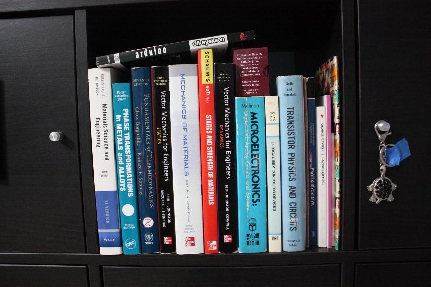 metalurji malzeme mühendisliği kitaplar