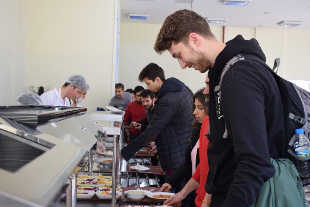 Türk Alman Üniversitesi Yemekhane