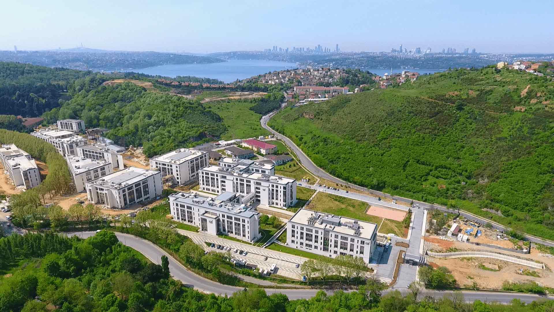 Türk Alman Üniversitesi Yurtlar