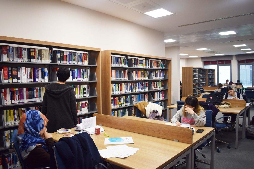 Türk Alman ÜniversitesiKütüphane