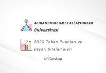 Acıbadem Mehmet Ali Aydınlar Üniversitesi Taban Puanları ve Sıralamaları 2020